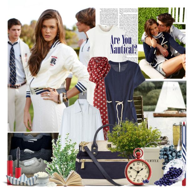 nautical by polyvore