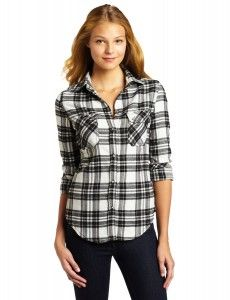 Cool Plaid Shirts for Women.  Plaid shirts are perfect for women who want to pull off a laid back look, or show off one's personality, glam, and posh at the same time.