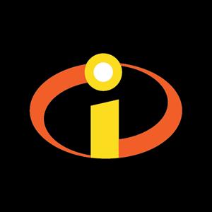 The Incredibles Logo Vector Incredibles Logo The Incredibles Vector Logo