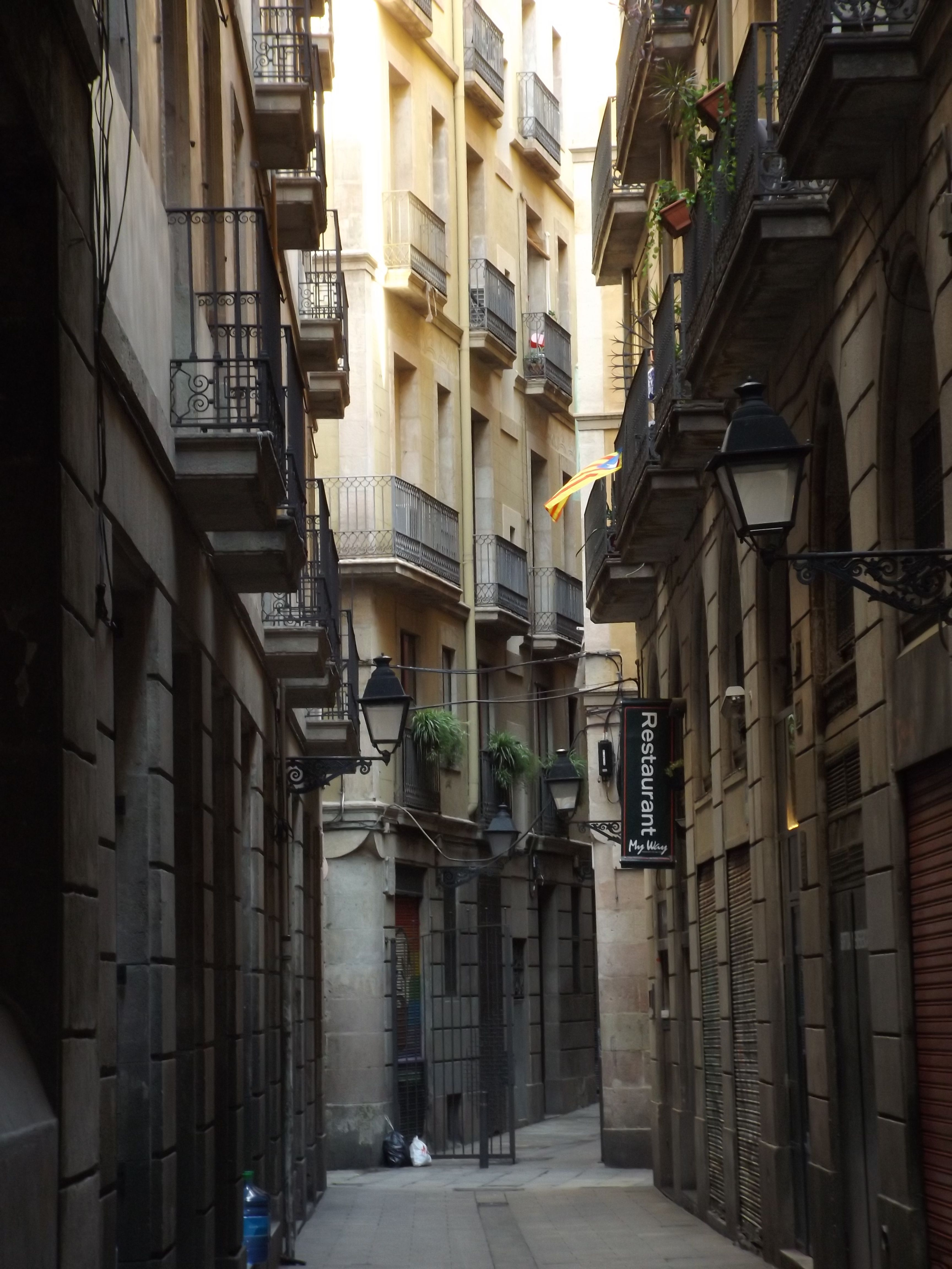 Barcelona - Altstadt