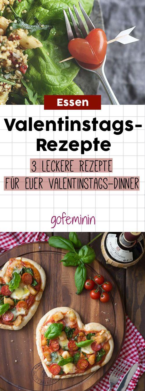Kulinarische Verführung Für Verliebte: Die 3 Leckersten Rezepte Für Euer Valentinstag  Dinner