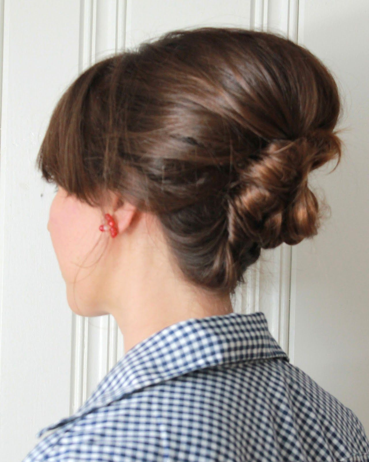 Beehive Hairstyles For Wedding: Nosilla Vintage: How To Do: The Messy Beehive #beehive