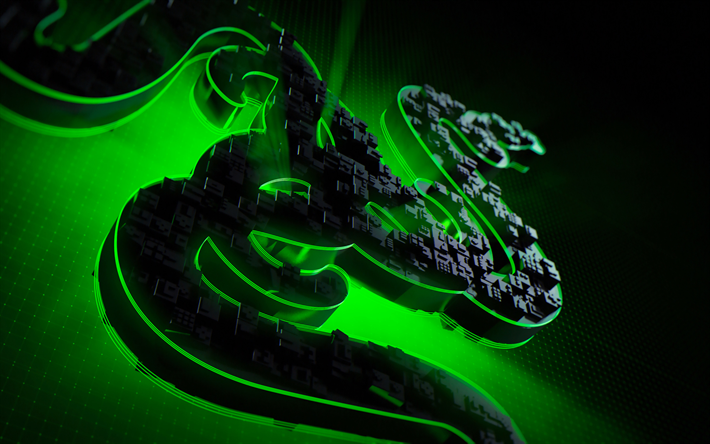 Download Wallpapers Razer 4k Gaming Equipment Creative Razer