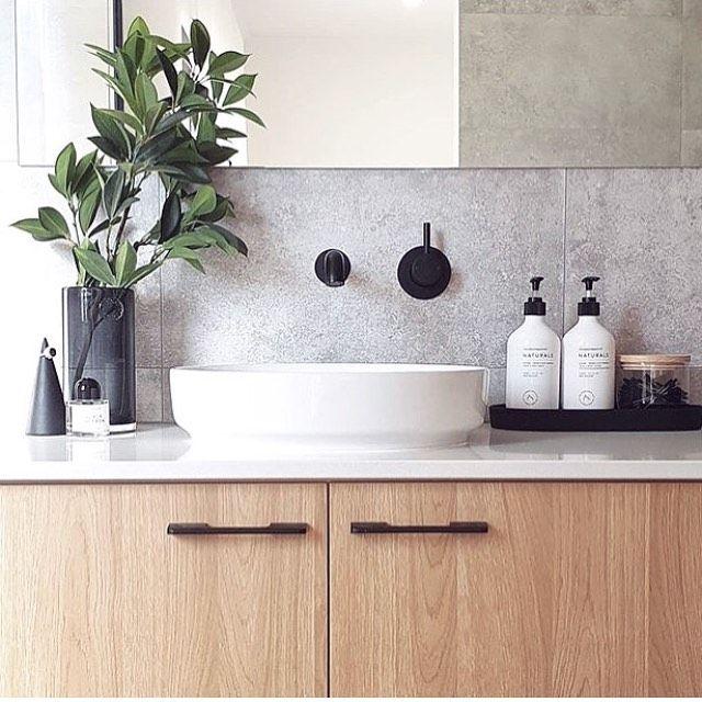 "Interior inspiration's Instagram post: ""Bathroom inspiration by @vande.home #interior #inspiration #bathroomdesign #interiorinspiration #bedroomdecor #interiorstyle…"""
