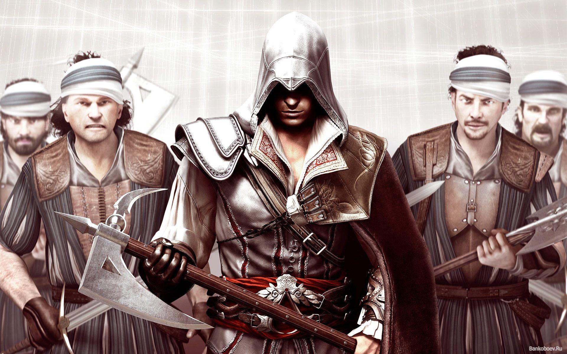 fantasy desert assassin | hq wallpaper assassins creed 2 with an