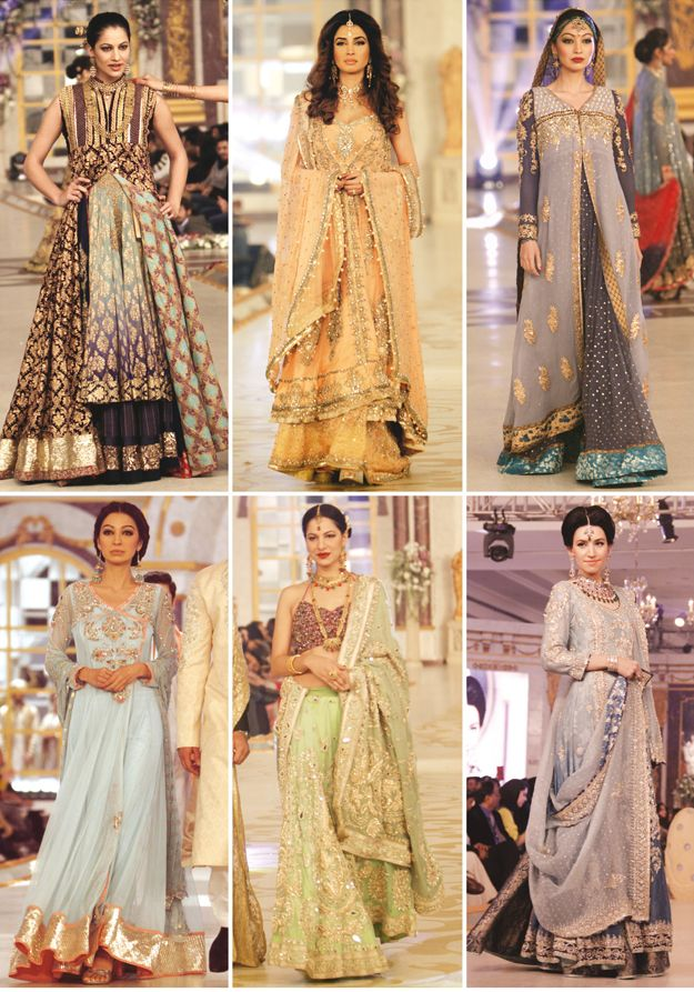 Trend Report: Pantene Bridal Couture Week 2013 – Pretty in Pastels
