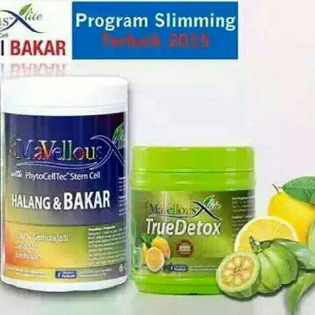 i m selling detox dan hlang bakar for rm130 00 get it on shopee now