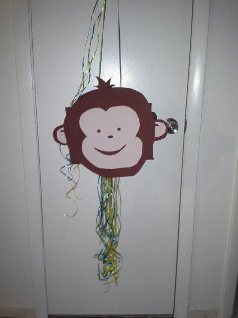 Mod monkey piñata