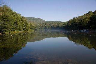 A Single City Mom's Guide to Camping: Little Pond Campground, Catskills