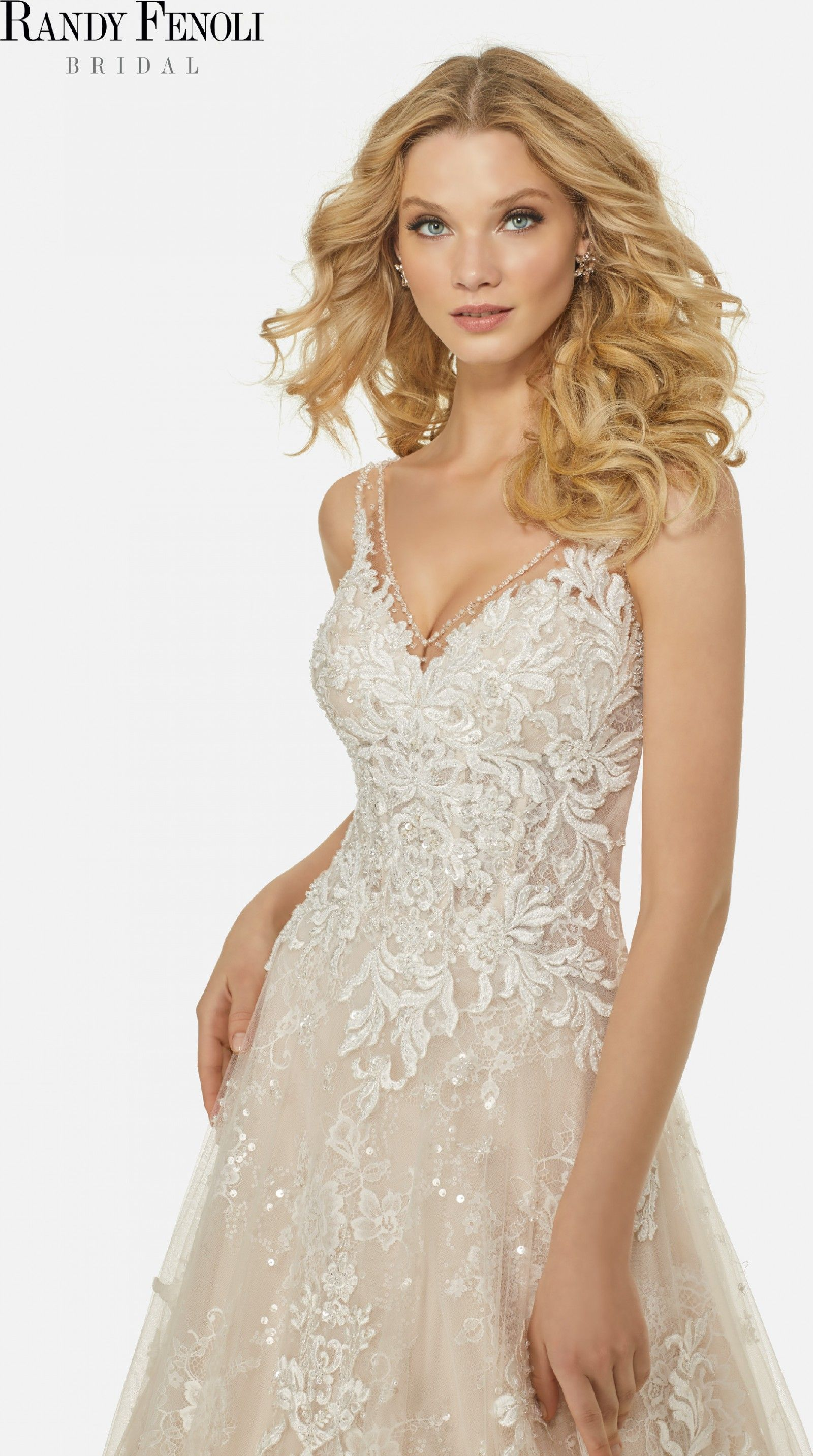 Randy Fenoli Wedding Dress Bridal Pinterest Wedding Dresses