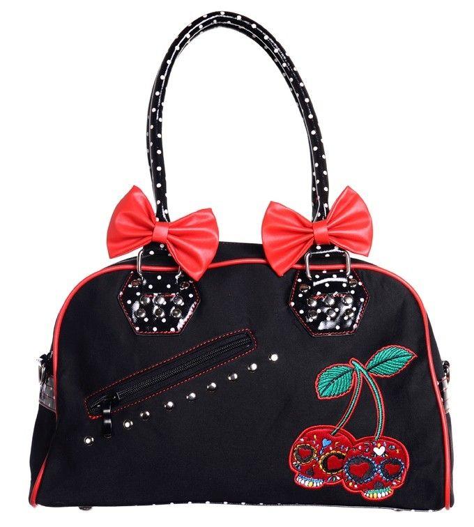 Banned Cherry Handbag