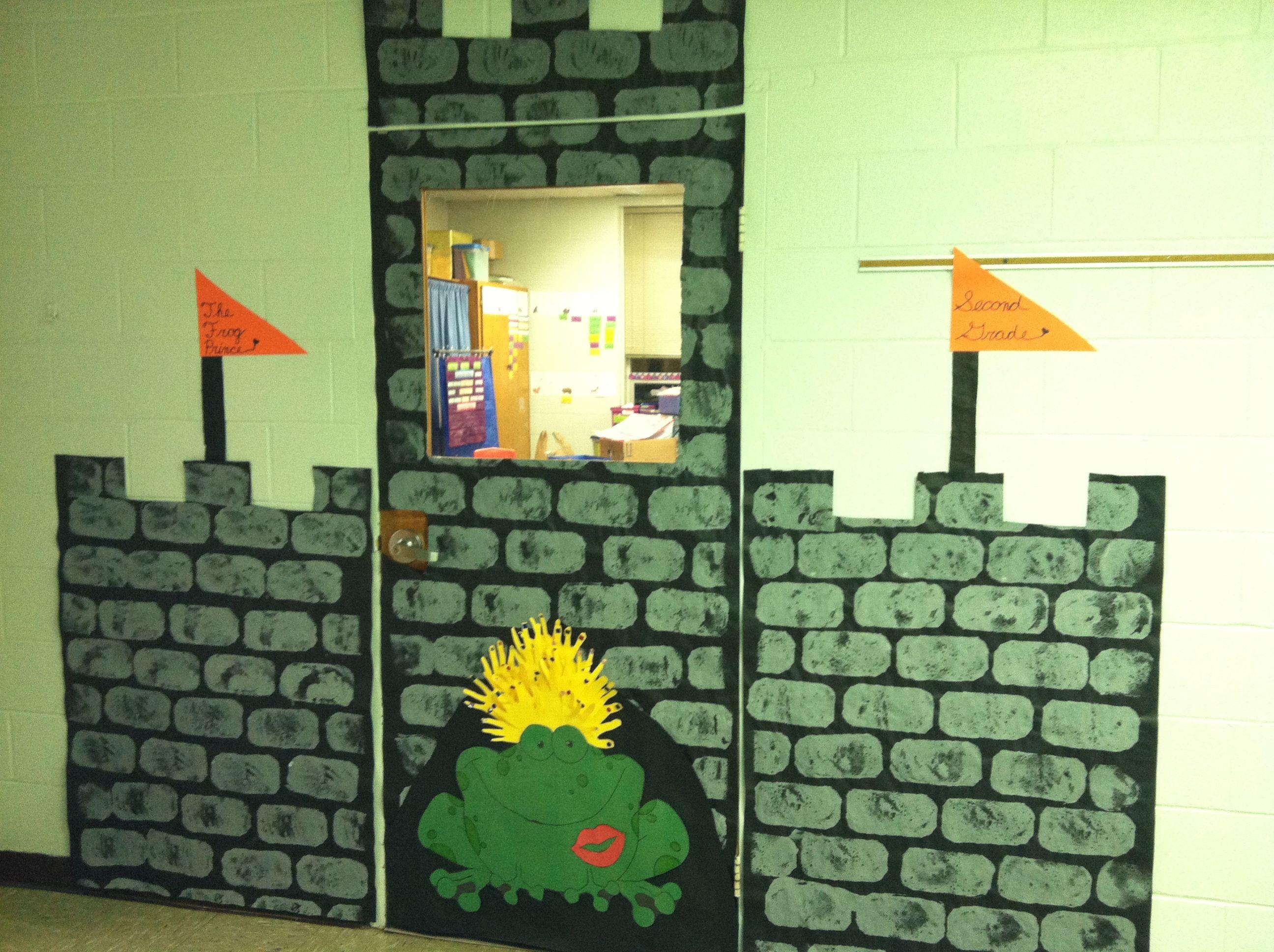 Frog Prince Door Decoration My Creations Fairy Tales