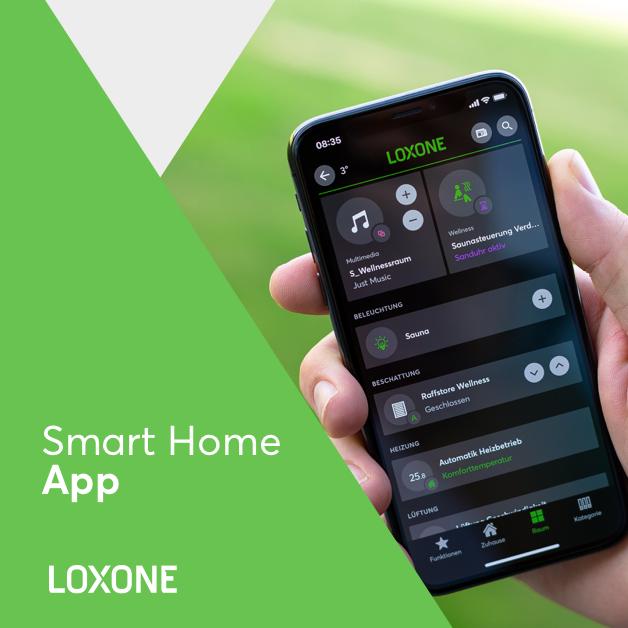 Smart Home App für Android, iOS uvm. Jetzt kostenlos