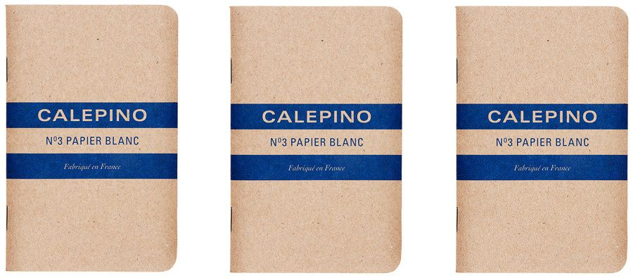 Calepino Blank Pocket Notebooks (3 Pack) Workspace Pinterest - lined paper print out