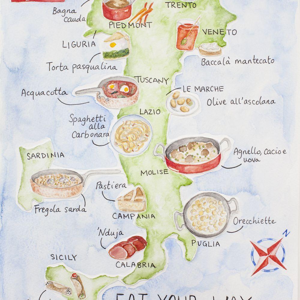 Great Regional Cuisine Ideas
