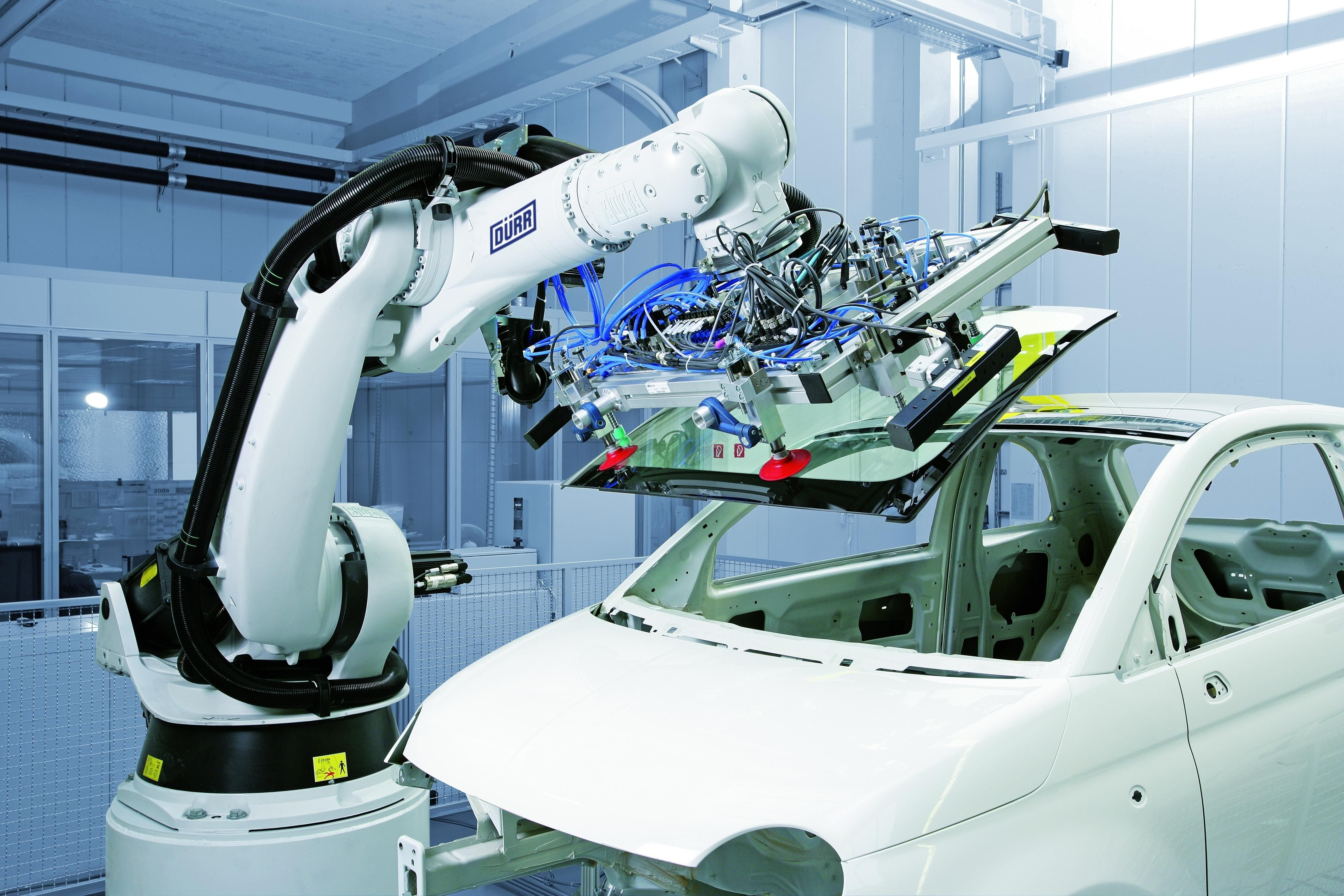 global and china automotive industrial robotics The robot sales in the automotive industry only modearetly increased in 2015 after a five year period of continued considerable increase china industrial robots.
