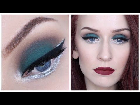 FESTIVE CHRISTMAS MAKEUP TUTORIAL | Shiro Cosmetics - YouTube