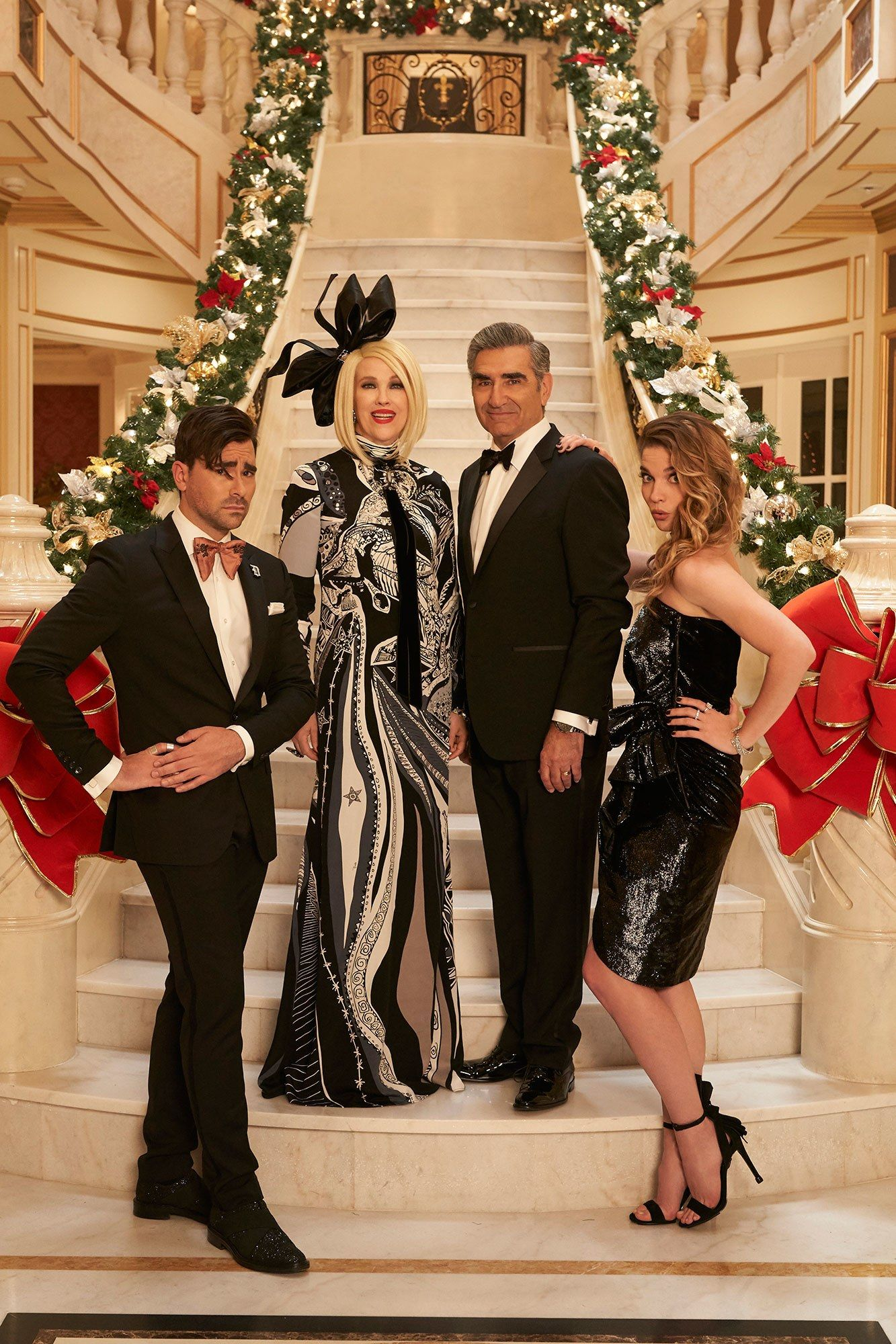 The Best Holiday Specials to Watch in 2018 Schitts creek