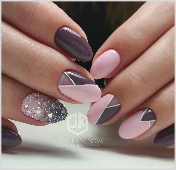 Nageldesign Herbst Nageldesign In 2019 Pinterest Nail Art