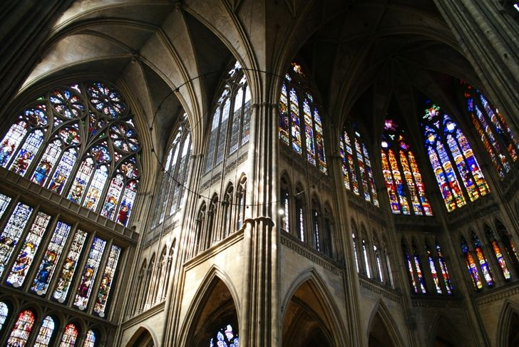 Cathedral Stained Glass 3872x2592 Wallpaper Wallpaperfo 37 728x487