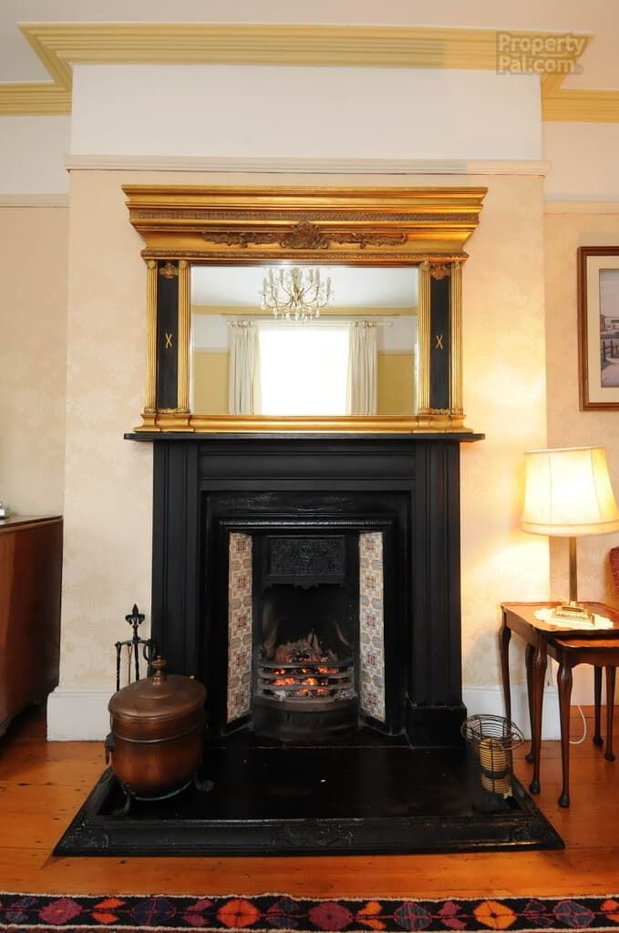 8 Main Street Dundrum Fireplace With Images Fireplace Mantle