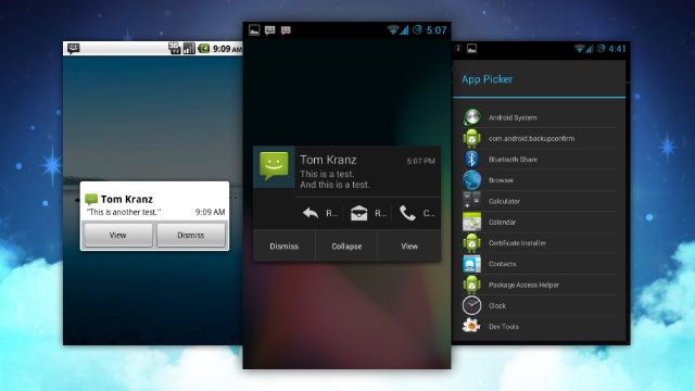 Notify Me For Android Adds App Specific Notification Banners To