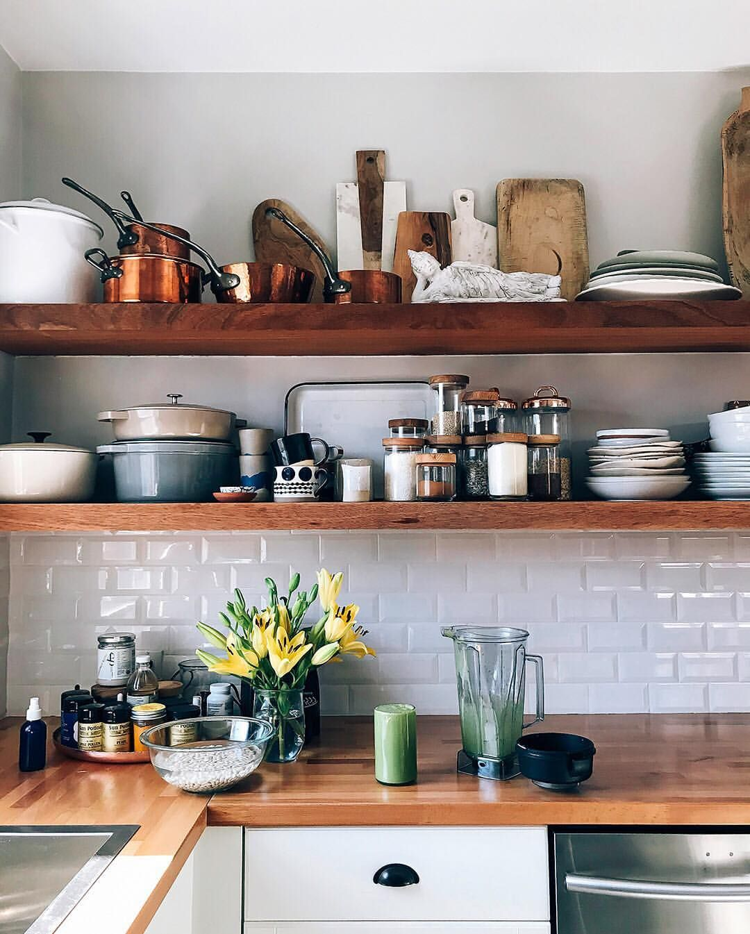 """Scandinavian Kitchens Find Your Style Here: Laura Wright On Instagram: """"Gently Weaving Myself Into The"""
