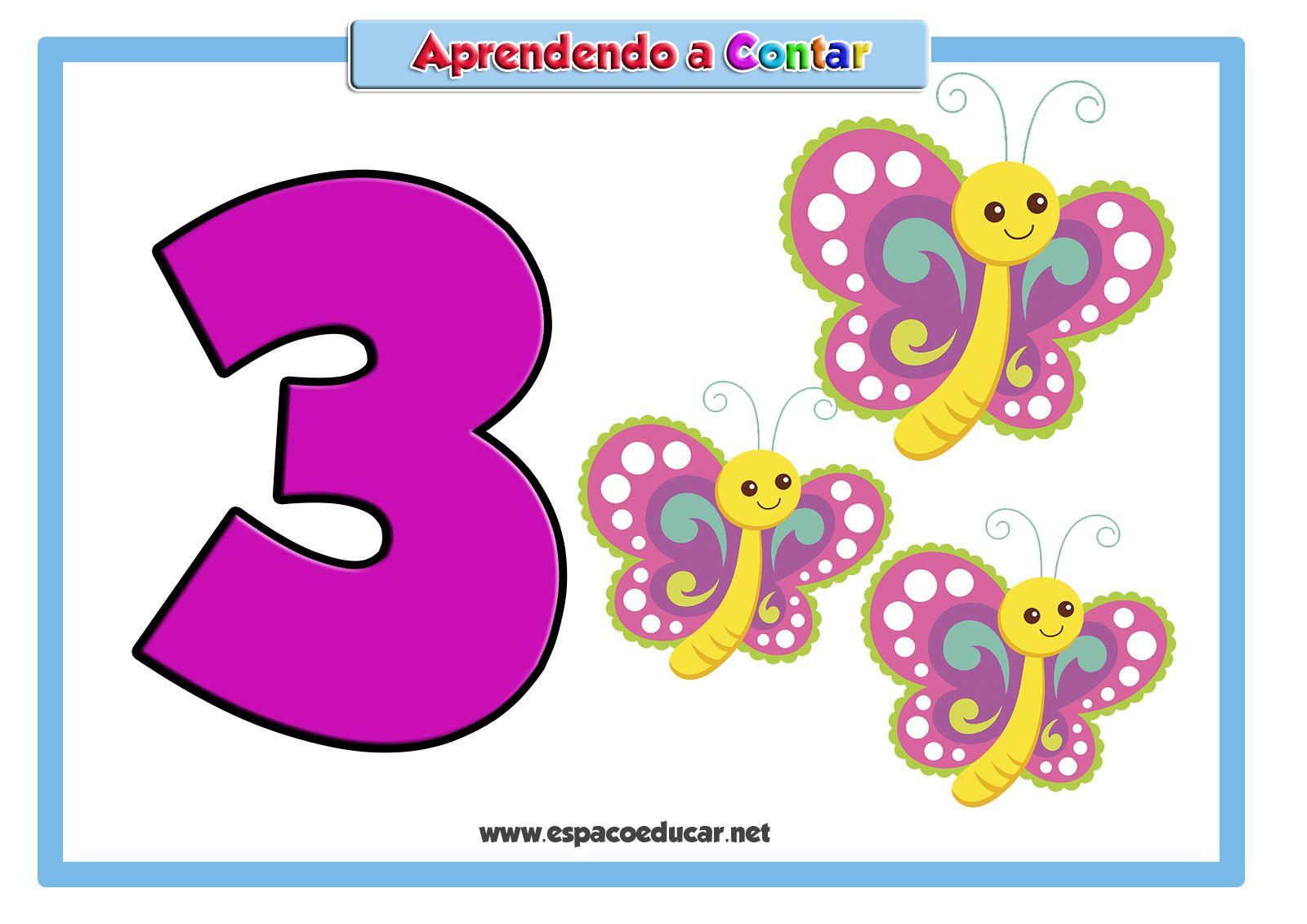 Pin De Carlota Rodriguez En Numeros Ideas