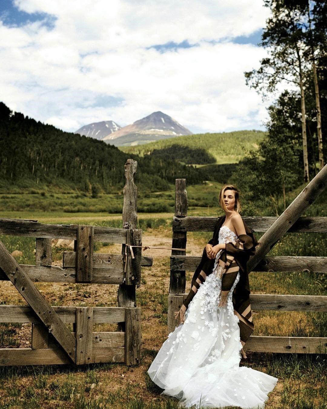 Midi Chiffon Wedding Dresses   Brides magazine, Wedding dresses ...