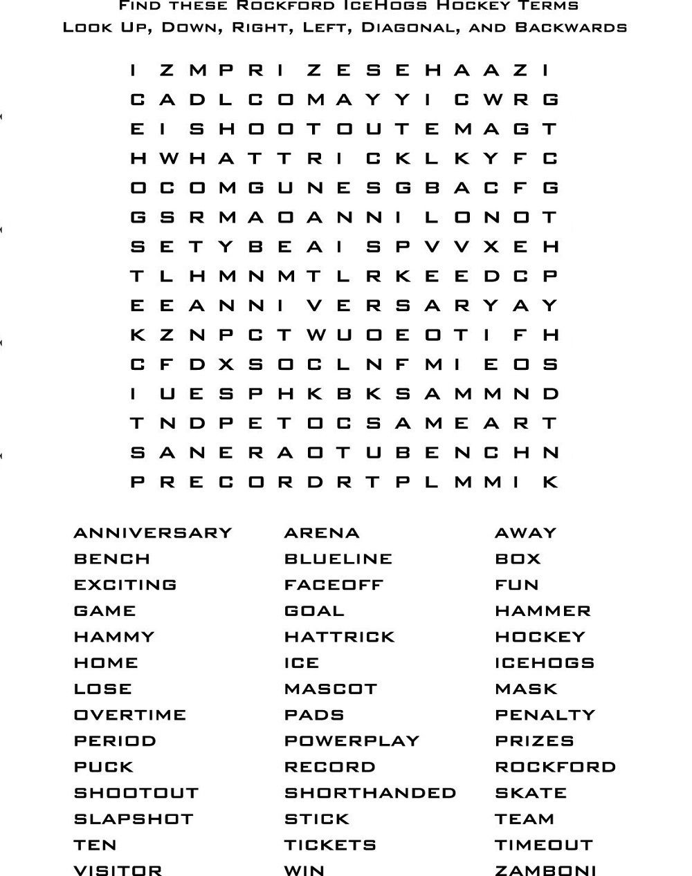 Free Printable Word Search For Elementary Students With Images