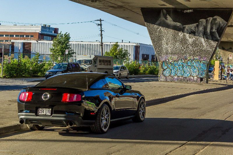 Ford Mustang Gt Supercharged 2011 Autos Et Camions Ville De Montreal Kijiji With Images Ford Mustang Gt Mustang Mustang Gt