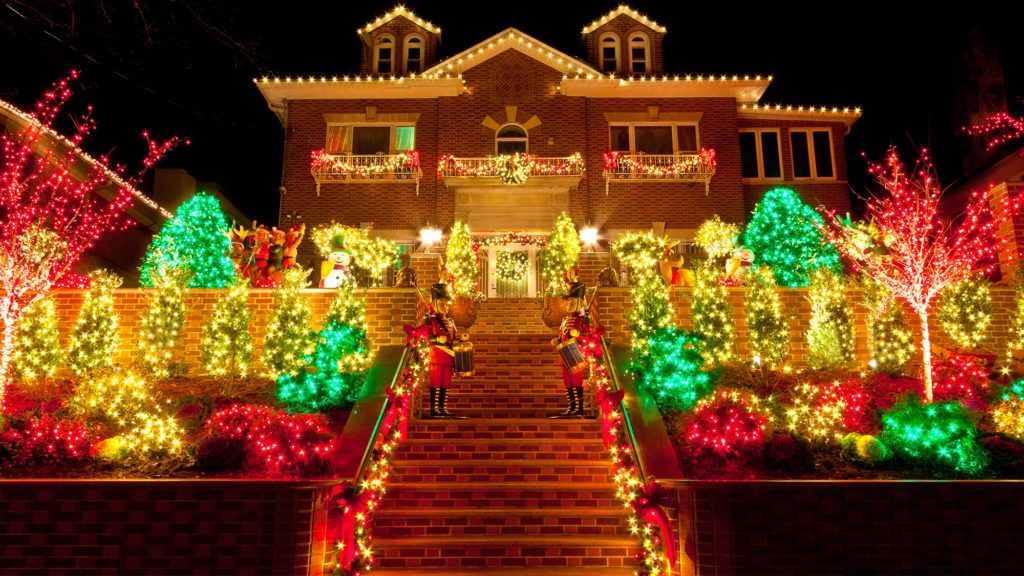 Will The Cost Of Christmas Lights Annihilate Your Holidays How To Do The Math Christmas Light Installation Outdoor Christmas Outdoor Christmas Lights