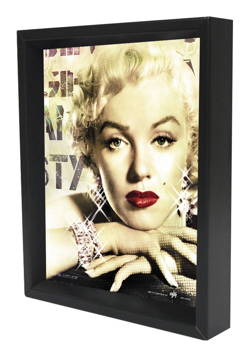 Marilyn Monroe Glamour Framed Photographic Print | Marilyn Monroe ...