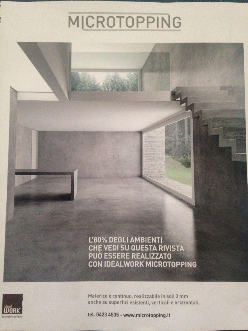 Finitura pareti e pavimenti cucina idee per la casa for Idee casa minimalista
