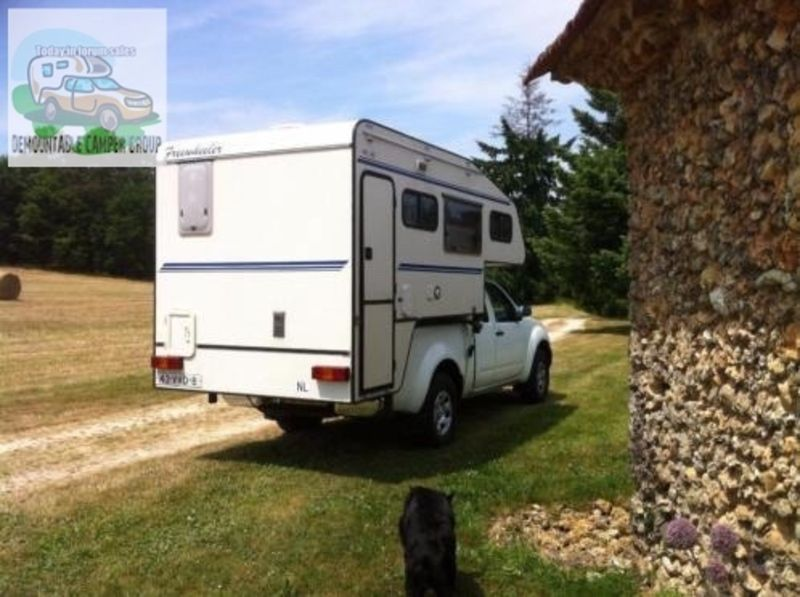 Holland 'Freewheeler' camper 6,350 Euro's$ 84 (10)