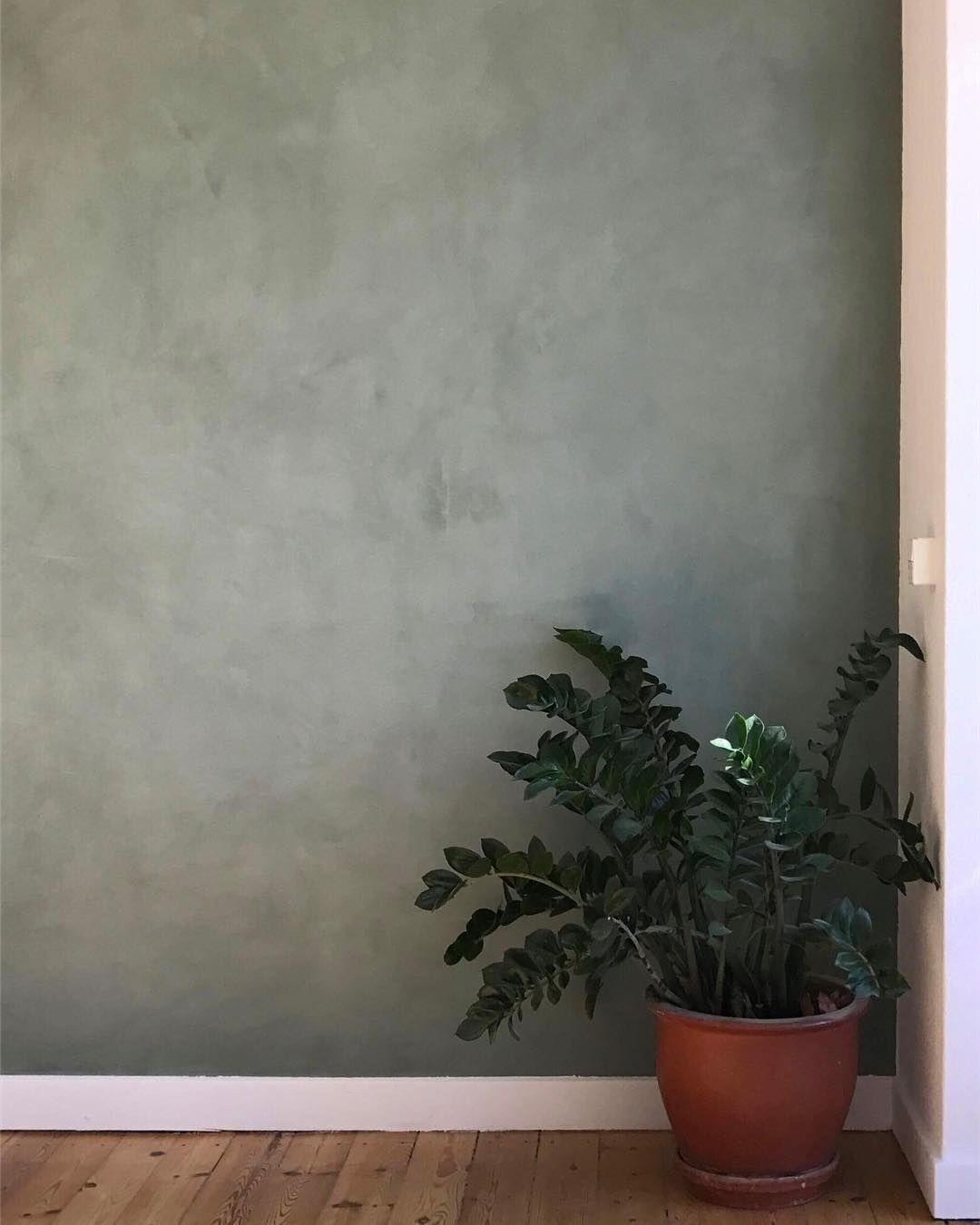 "DETALE CPH på Instagram: ""DIY Dusty Jade wall � #kabecopenhagen #kabedustyjade #dustyjade"""