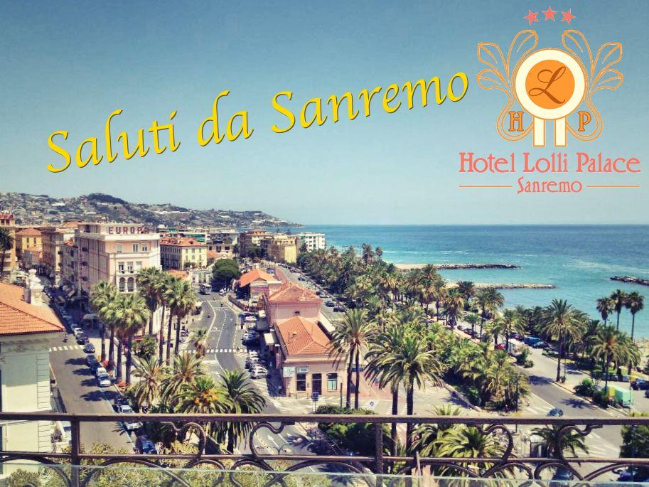 Sanremo #Vintage dalla terrazza del Lolli Hotel #Liguria #Italia ...
