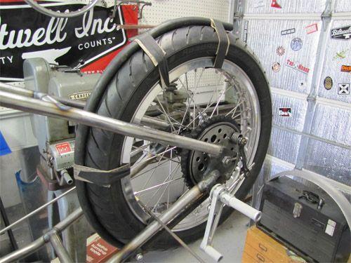 Installing Swingarm Bearings On   It Yamaha
