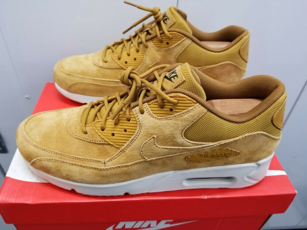 Nike Air Max 90 Ultra 2.0 Wheat Light BoneGum Medium
