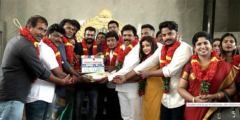 Nenjam Nimirthu Movie Launch