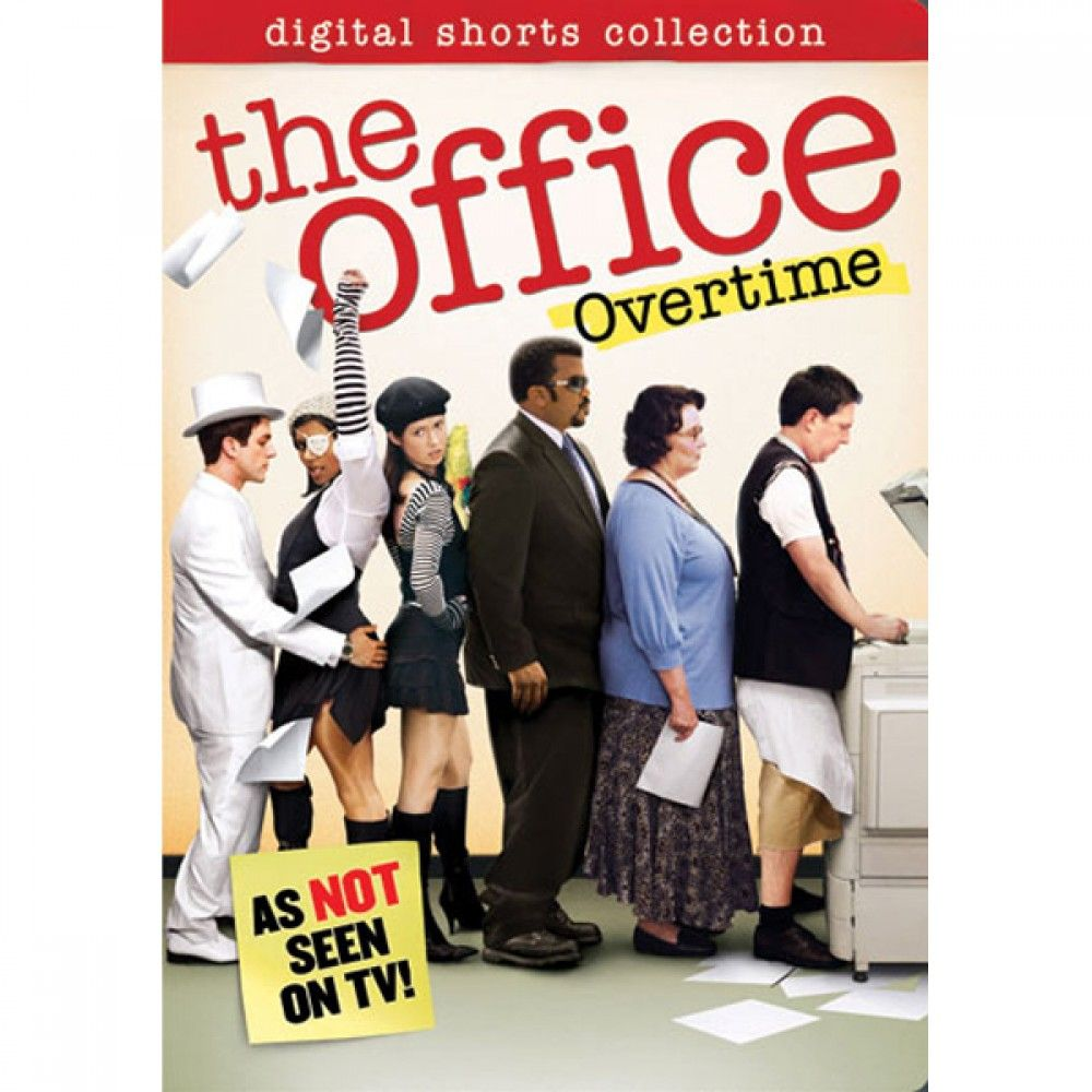 The Office Digital Shorts Collection Dvd