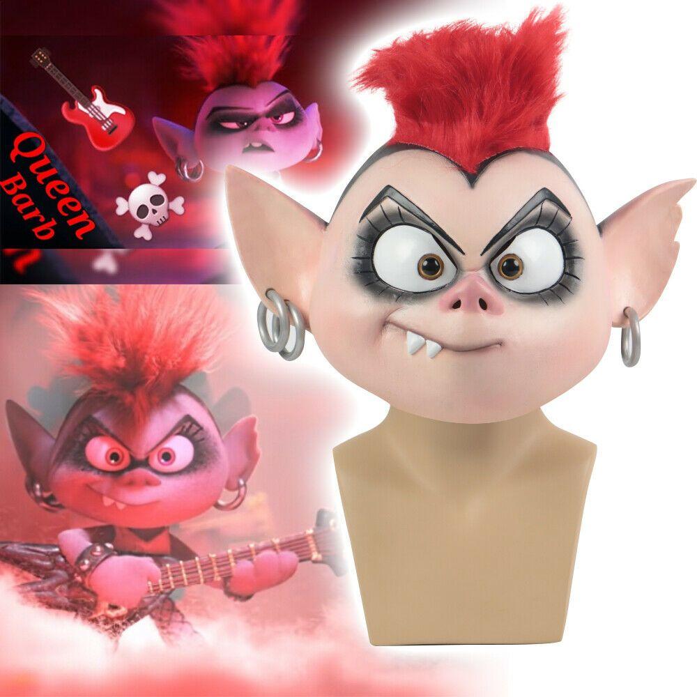 Trolls World Tour 2 Cosplay Queen Barb