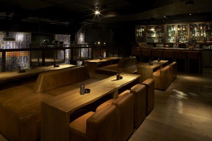 Carbon Bar Interior By Designers The First UK Restaurant And Bar Design  Awards Event Was Recently Held In London. From A Shortlist That Included  Home House ...