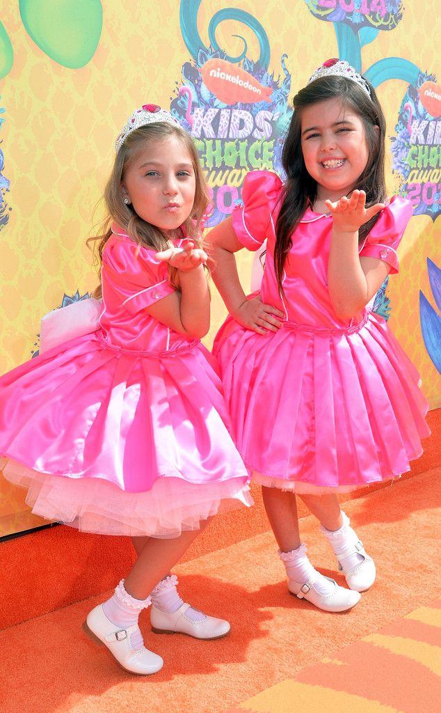 Sophia Grace Brownlee And Rosie Grace McClelland From 2014