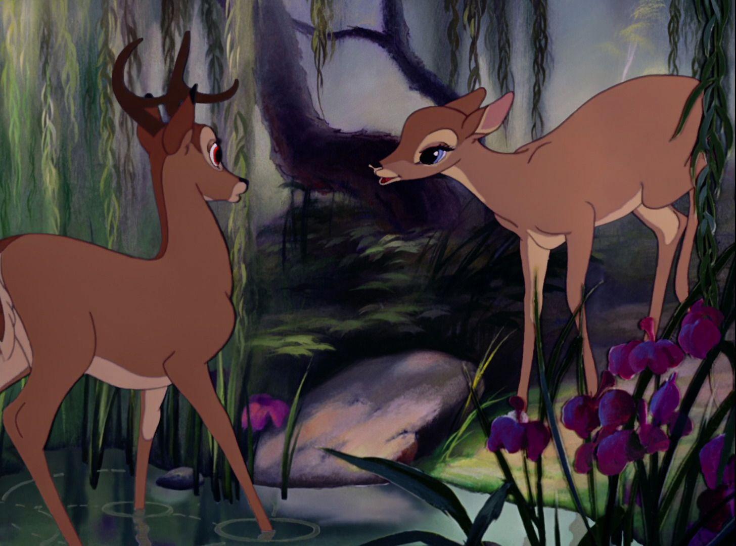 Bambi 1942 Disney Screencaps Disney