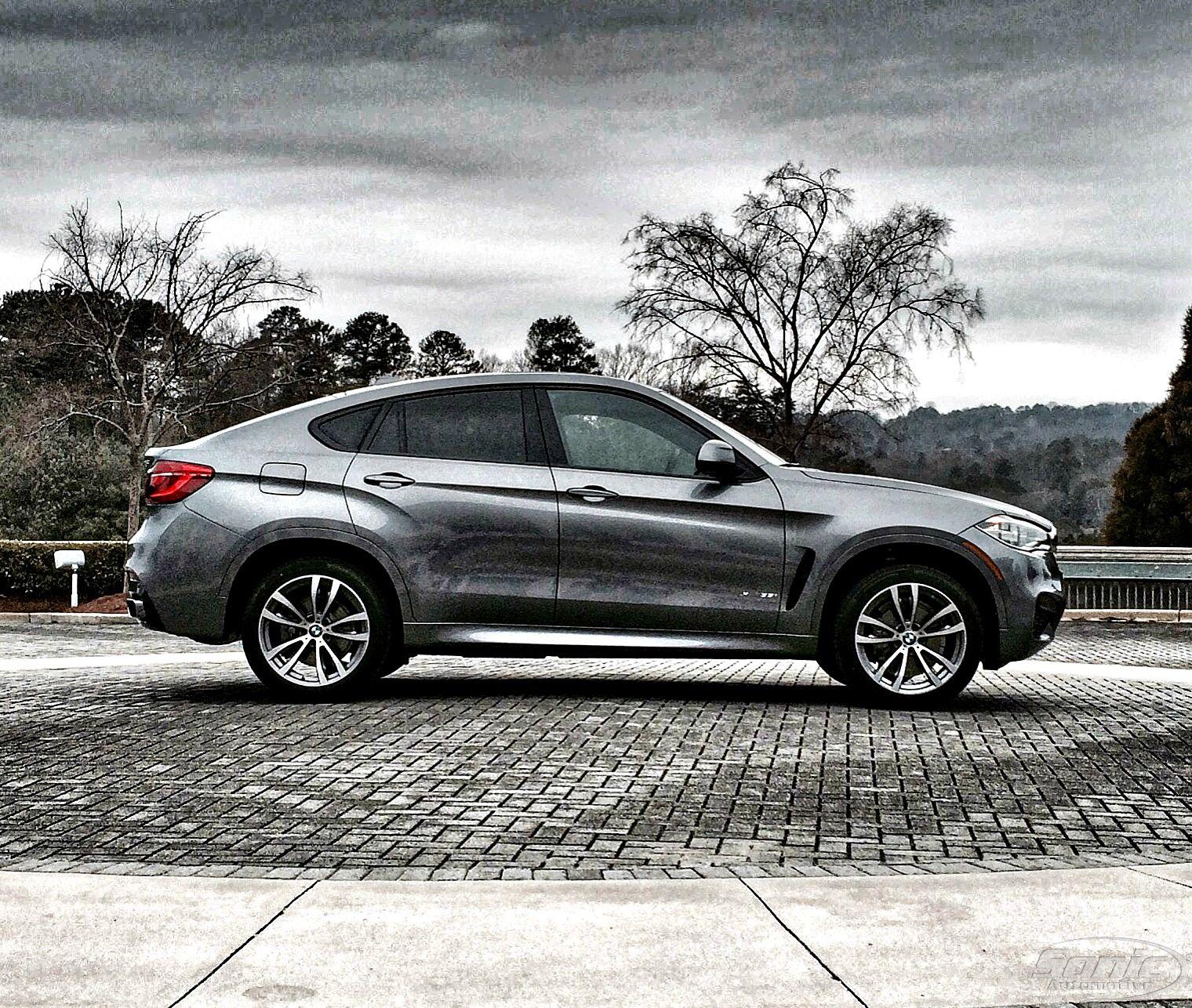 Born bold designed to be fierce the BMW X6 BMW