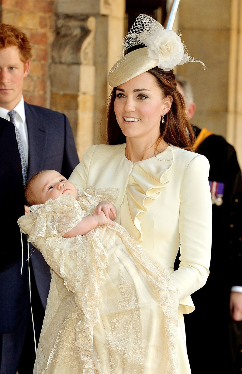 Royal Recycler: Prince George Will Wear Replica of 167-Year-Old Robe AtChristening