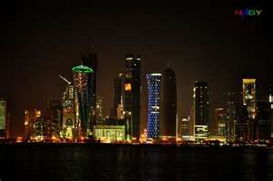 Doha, my home for a year and a half. I miss being there.