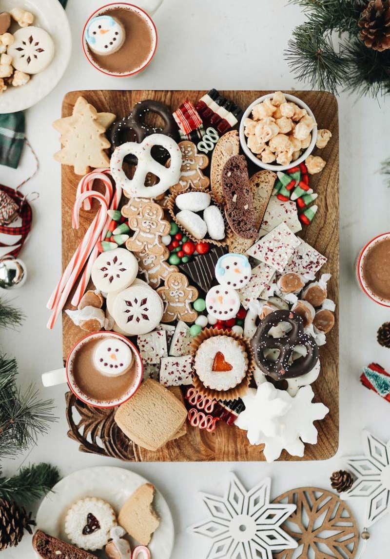 9x De Beste Snack Boards Kerstsnoepjes Kerstvakantie Vakantie Ideeen
