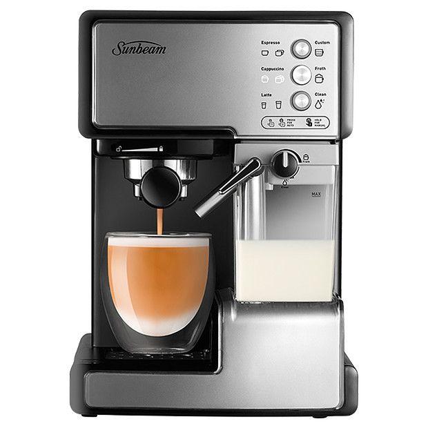 Sunbeam 1300 Cafe Barista Coffee Machine Em5000 Target Australia